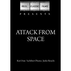Attack From Space (1964)