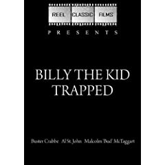 Billy the Kid Trapped (1942)