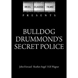 Bulldog Drummond's Secret Police (1939)