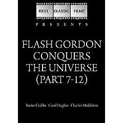 Flash Gordon Conquers the Universe (Part 1-6) (1940)