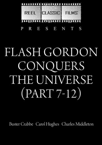 Flash Gordon Conquers the Universe (Part 1-6) (1940)