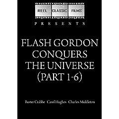Flash Gordon Conquers the Universe (Part 7-12) (1940)