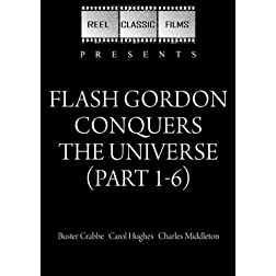 Flash Gordon Conquers the Universe (Part 7-12) (1940)