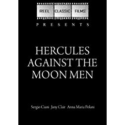 Hercules Against the Moon Men (1964)