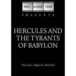 Hercules and the Tyrants of Babylon (1964)