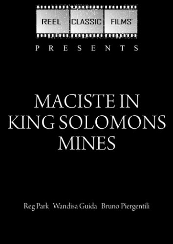 Maciste in King Solomons Mines (1964)