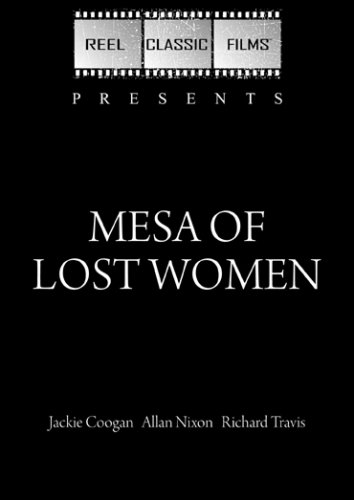 Mesa of Lost Women (1953)