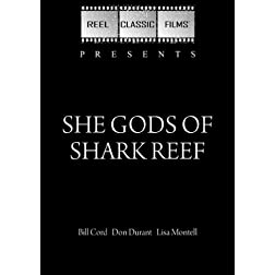 She Gods of Shark Reef (1958)