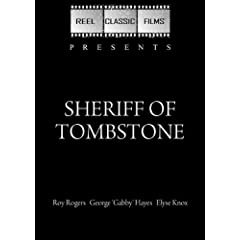 Sheriff of Tombstone (1941)