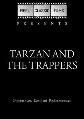 Tarzan and the Trappers (1958)