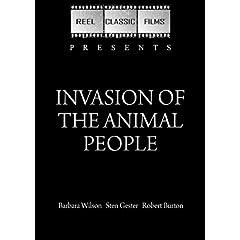 Invasion of the Animal People / Terror in the Midnight Sun (1959)