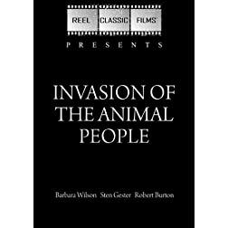Invasion of the Animal People / Terror in the Midnight Sun (1959)