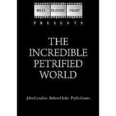 The Incredible Petrified World (1957)