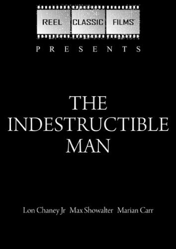 The Indestructible Man (1956)