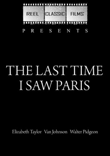 The Last Time I Saw Paris (1954)