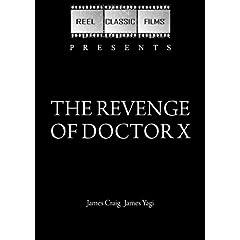 The Revenge of Doctor X (1970)