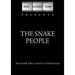 The Snake People (1971)