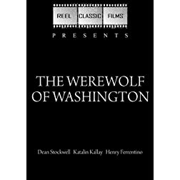 The Werewolf of Washington (1973)