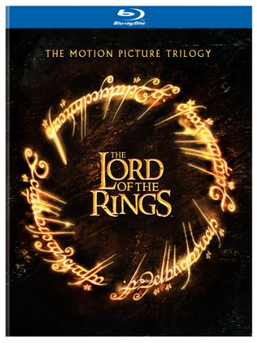 The Lord of the Rings: The Motion Picture Trilogy (Theatrical Editions + Digital Copy) [Blu-ray]