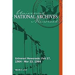 Universal Newsreel Vol. 37 Release 17-24 (1964)