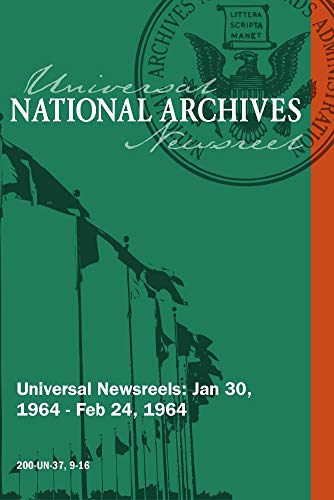 Universal Newsreel Vol. 37 Release 9-16 (1964)
