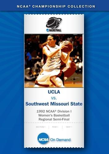 1992 NCAA Division I Women's Basketball Regional Semi-Final - UCLA vs. Southwest Missouri State