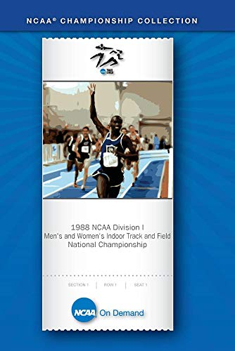 1988 NCAA Division I Men's and Women's Indoor Track and Field National Championship