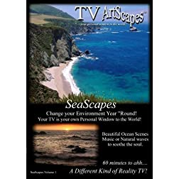 TV ArtScapes -   SeaScapes  Volume 1