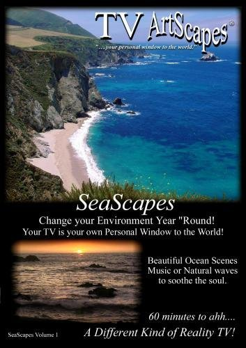 TV ArtScapes -   SeaScapes  Volume 1