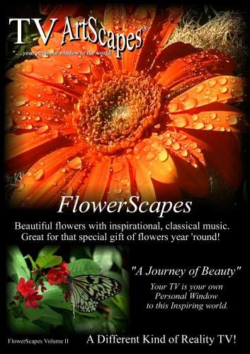 TV Artscapes............FlowerScapes Vol II