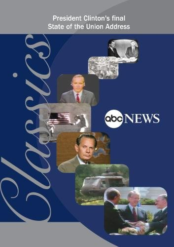 ABC News Classics President Clinton's final State of the Union Address