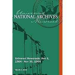 Universal Newsreel Vol. 37 Release 89-96 (1964)