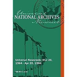 Universal Newsreel Vol. 37 Release 25-32 (1964)