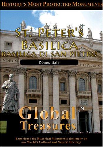 Global Treasures  BASILICA OF ST PETER Rome, Italy