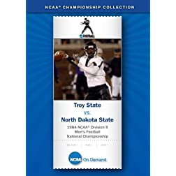 1984 NCAA Division II Men's Football National Championship - Troy State vs. North Dakota State