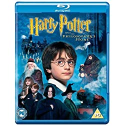 Harry Potter & the Philosopher's Stone [Blu-ray]