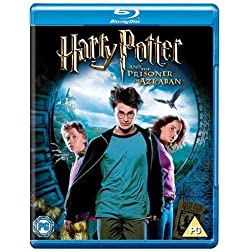 Harry Potter & the Prisoner of Azkaban [Blu-ray]