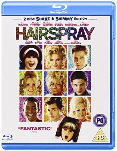 Hairspray (2007) [Blu-ray]