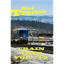 TrainArts.com Get Trackside Vol 1-3