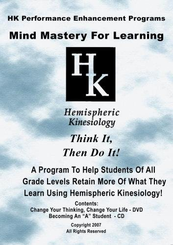 Mind Mastery For Learning (DVD & CD)