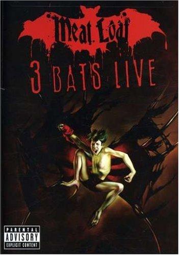 Meat Loaf - 3 Bats Live