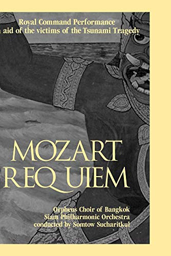 MOZART REQUIEM - THE TSUNAMI CONCERT