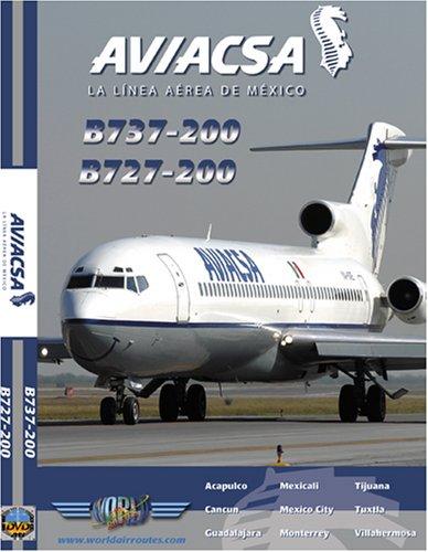 Aviacsa Boeing 727-200 & 737-200