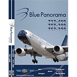 Blue Panorama Boeing 737, 757 & 767