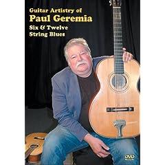 Guitar Artistry of Paula Geremia