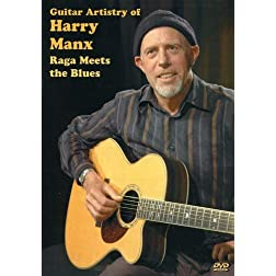 Guitar Artistry of Harry Manx