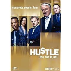 Hustle - Complete Season Four