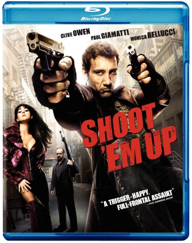 Shoot Em Up [Blu-ray]