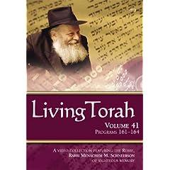 Living Torah Volume 41 Programs 161-164