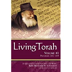 Living Torah Volume 41 Programs 161-164